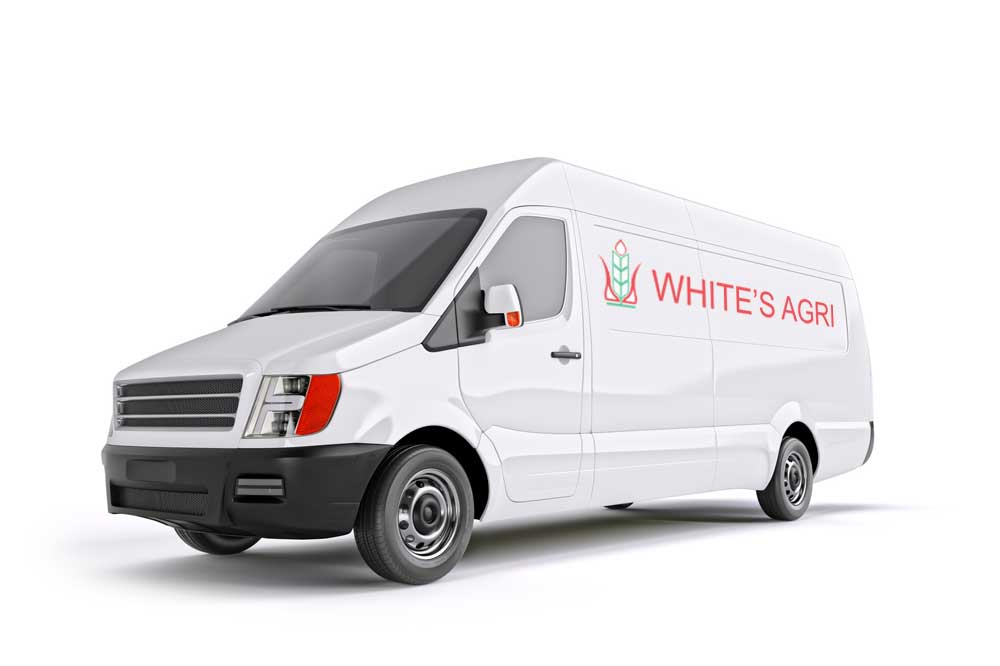 whites agri shipping home delivery ireland