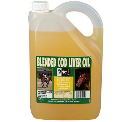 Blended Cod Liver Oil