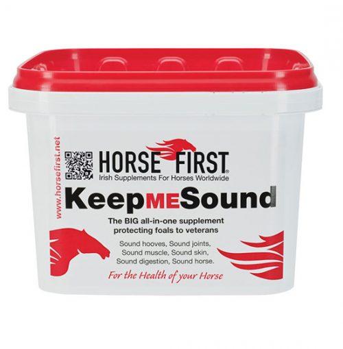 Horse First Keep Me Sound