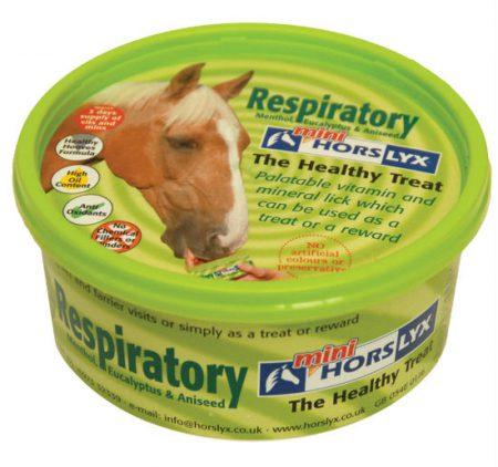Horslyx Mini Respiratory