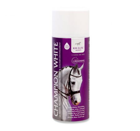 KM Elite Champion White Spray