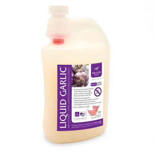 KM Elite Liquid Garlic