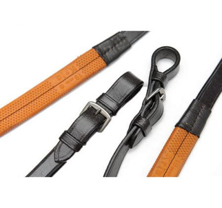 CE Loop Reins Orange Grip