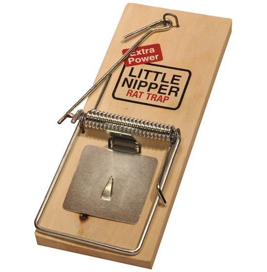 Little Nipper Rat Trap