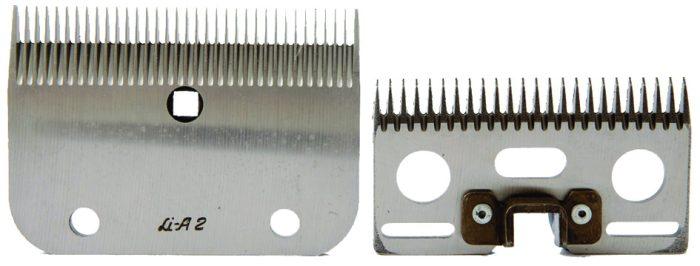 Liscop A2 Blades