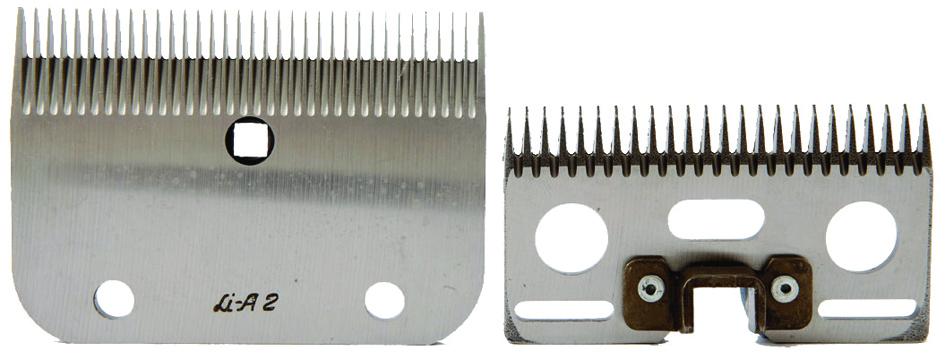 Liveryman A2 Blades