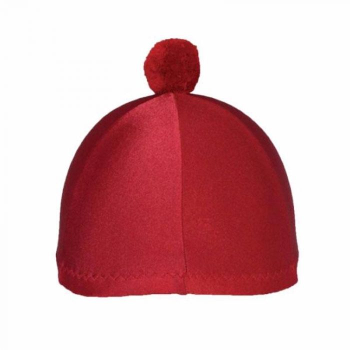 Lycra Bobble hat silk