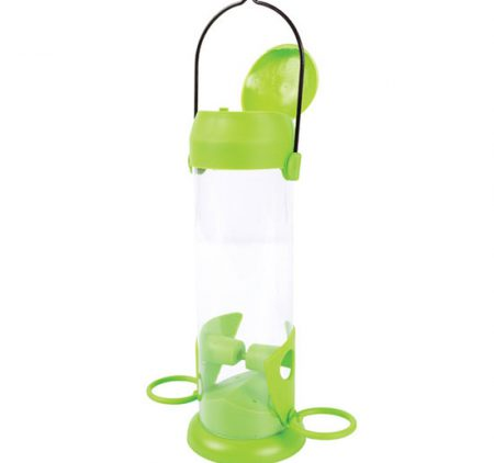 Flip Top Wild Bird Seed Feeder