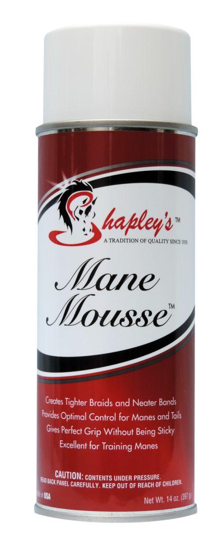 Shapley's Mane Mousse