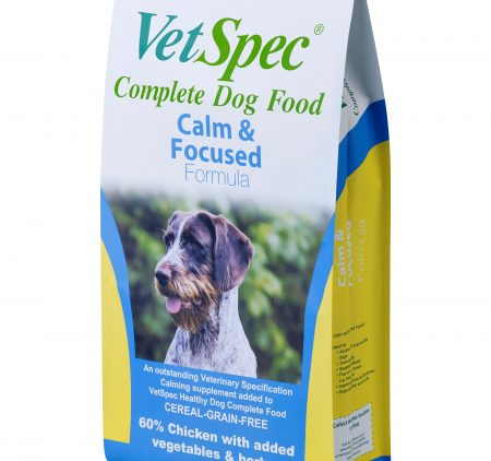 VetSpec Calm & Focused Dog Food