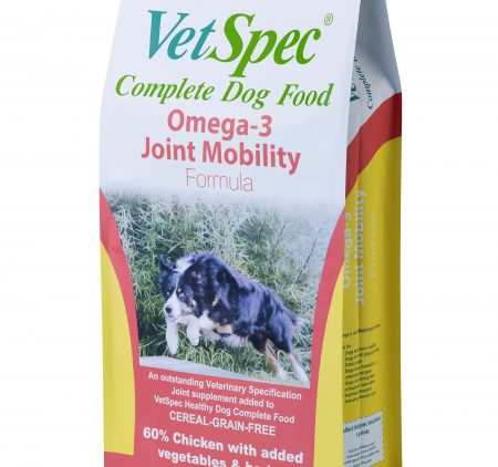 VetSpec Omega-3 Joint Mobility Dog Food