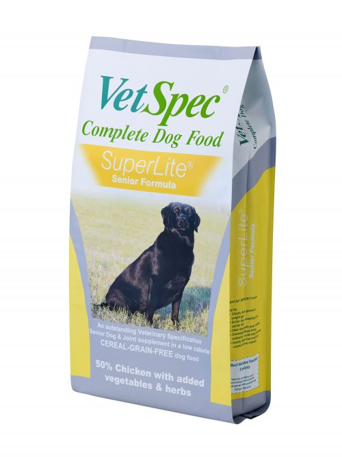 VetSpec Superlite Senior Dog Food