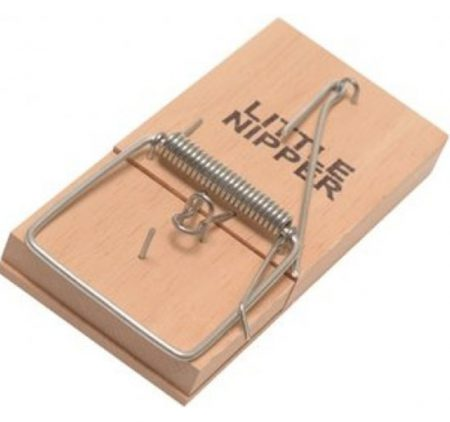 Mouse trap – wooden