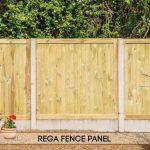 Rega Fence Panel