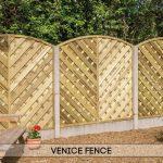 Venice Fence Panel