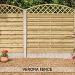 Verona Fence Panel