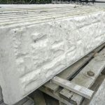 Rockfaced Concrete Base