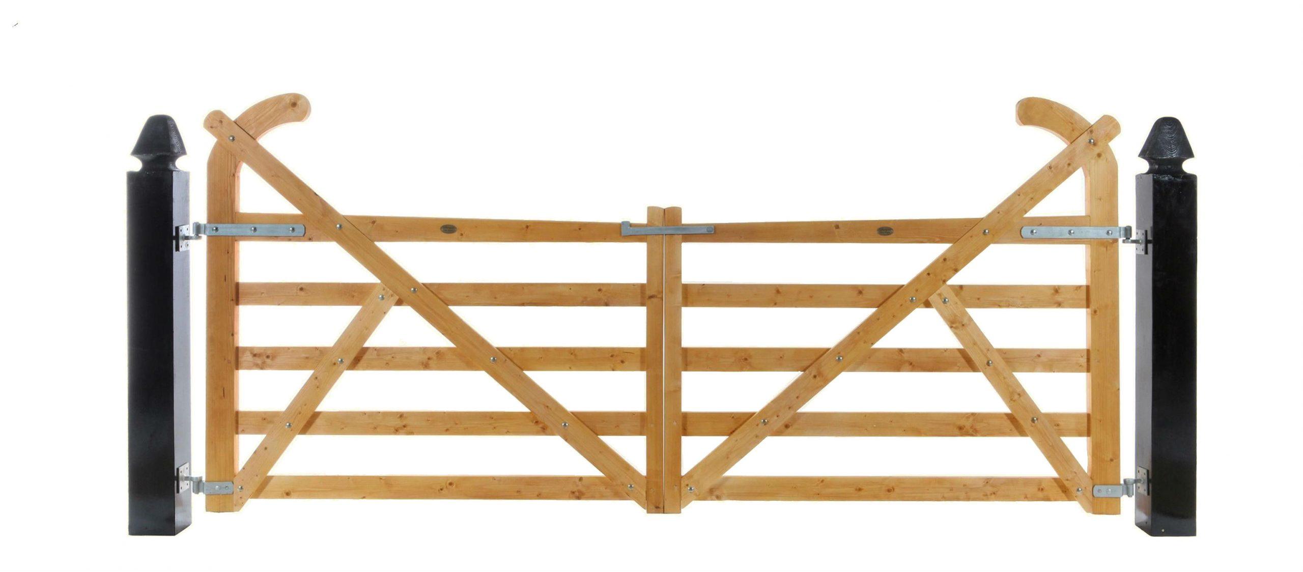 Ranch Gates Pair